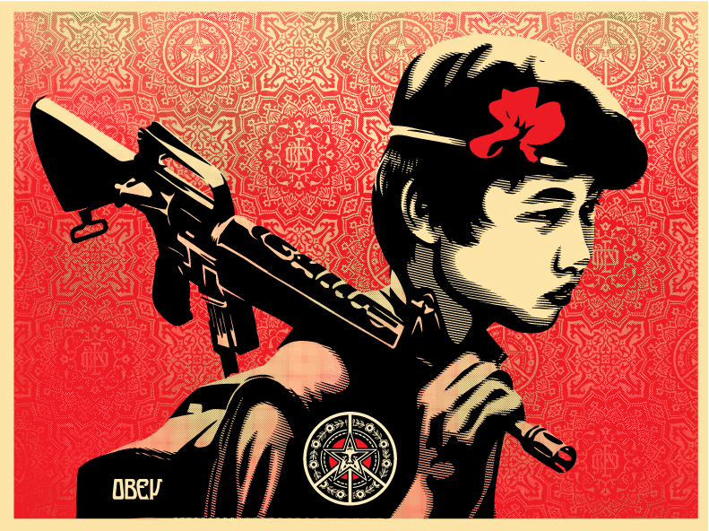 OBEY: the realm of Shepard Fairey | Invisible Citizen