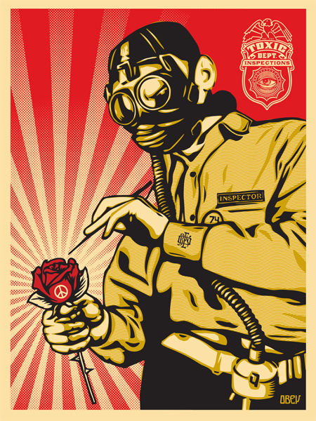 Obey Giant graffiti y activísimo social | Q