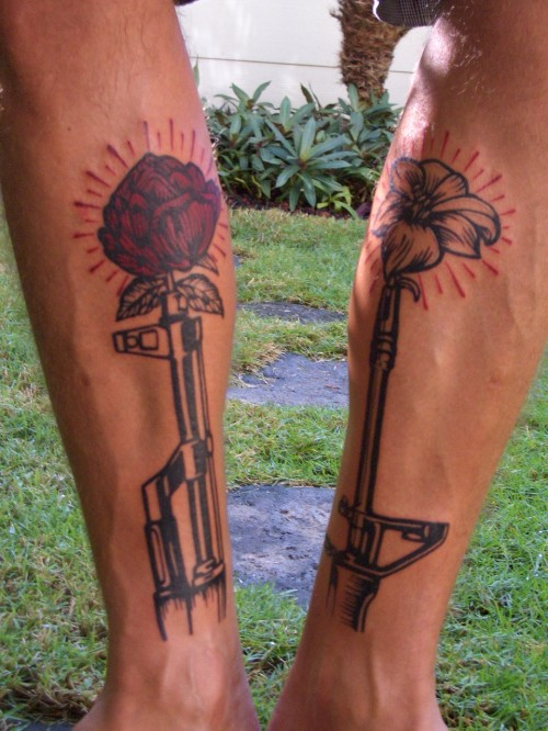 Guns N Roses Tattoo. cimg2219