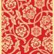 FLOWER VINE (RED)