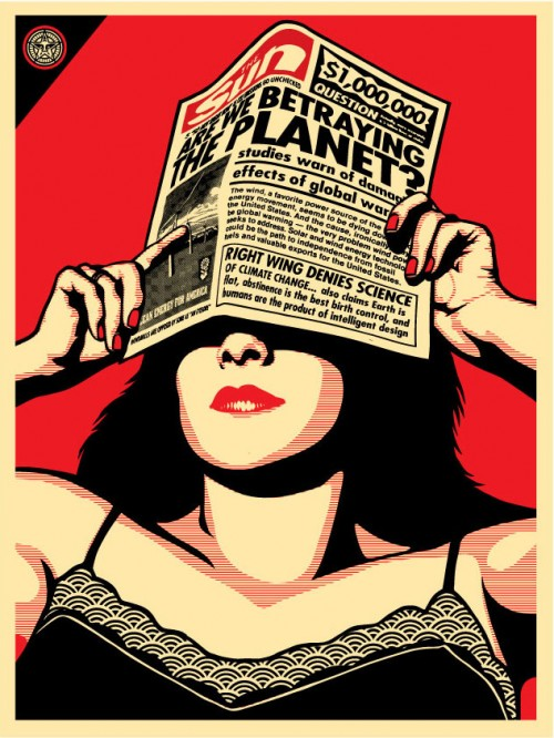 Global Warning | OBEY GIANT