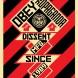 Constructivist Banner (Black)
