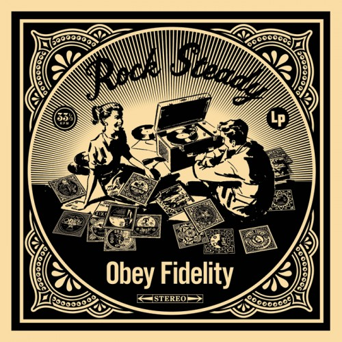 OBEY ROCK STEADY