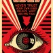 Obey Eye Offset Poster