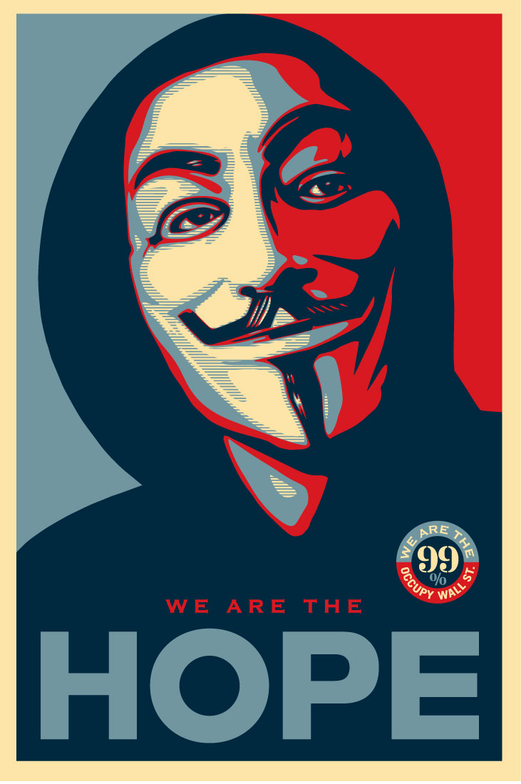 Occupy HOPE V2- revised | OBEY GIANT