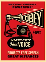 Obey-Megaphone-poster