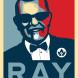 RAY /KFC/OBEY/OBAMA
