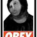 Obey Giant Restored Fresco