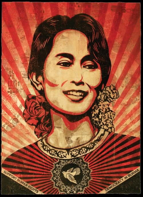 Aung San Suu Kyi Nobel Peace Prize