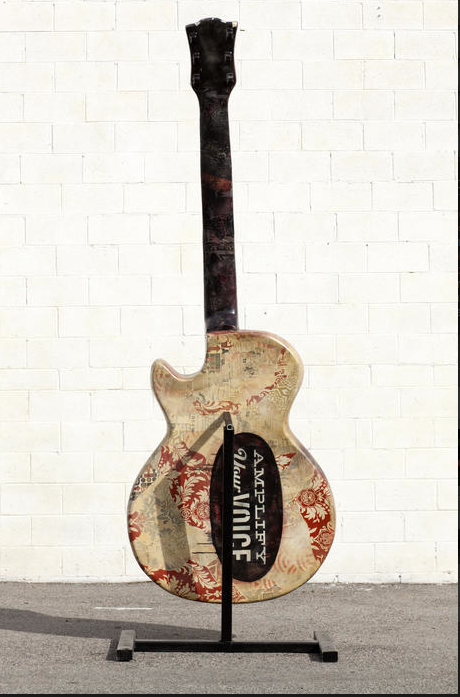 Electric Warrior x Gibson Guitartown on the Strip Auction