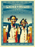 Peace and Justice PRINT 18X24 FNL