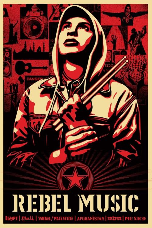 RebelMusicPoster