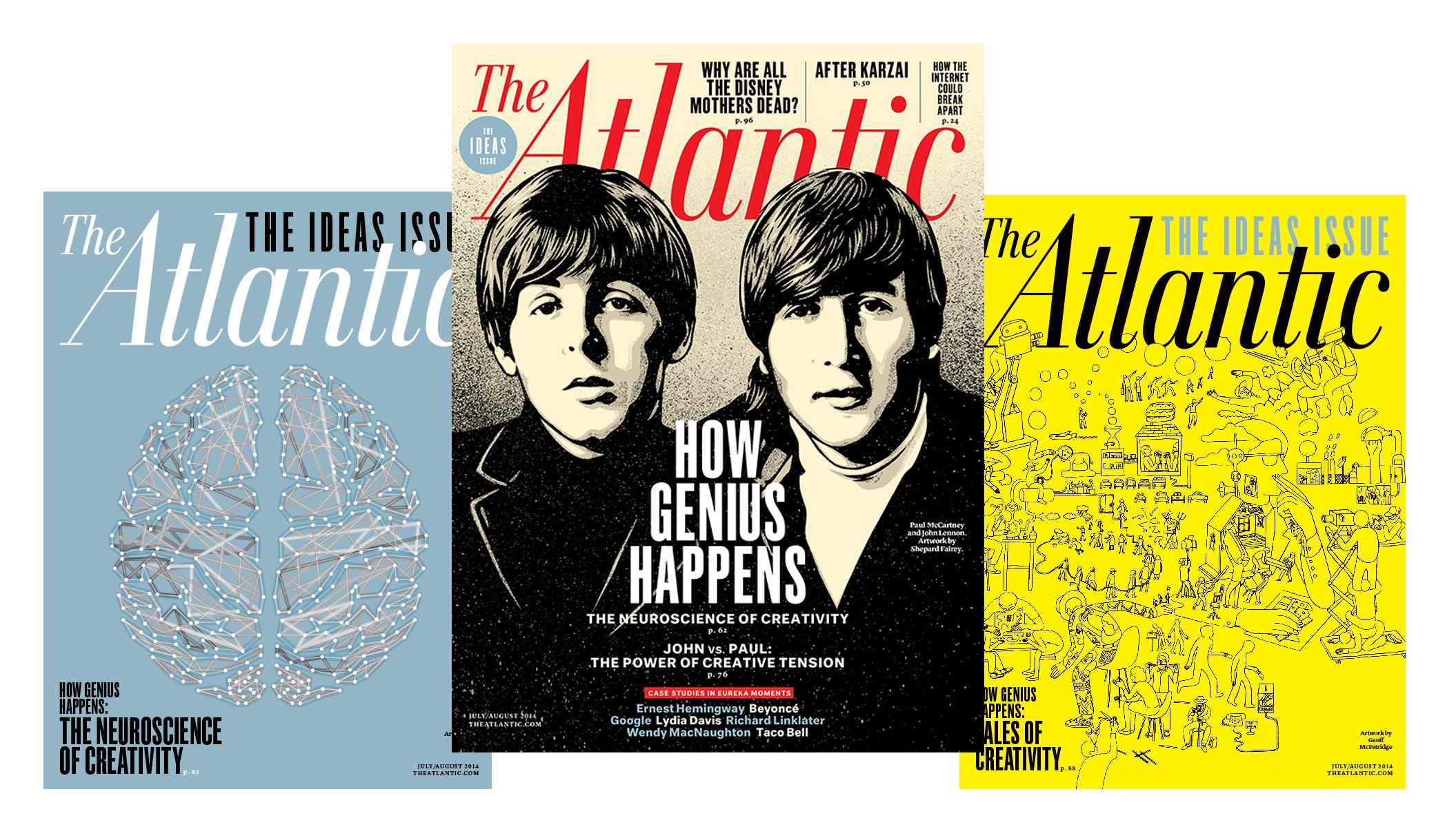 Atlantic Monthly Magazine