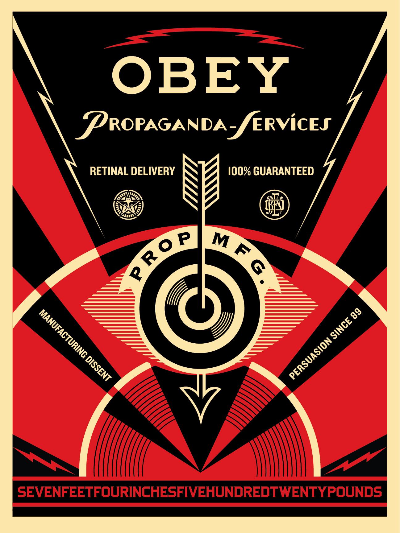propagada - obey