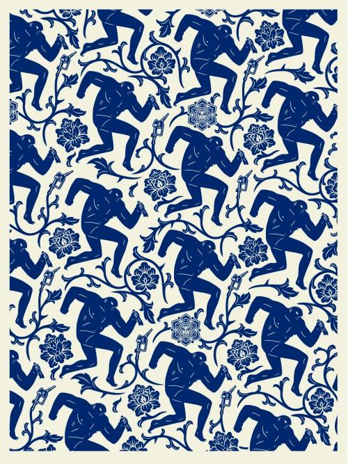 Miami Cleon-Shepard blue on white-01