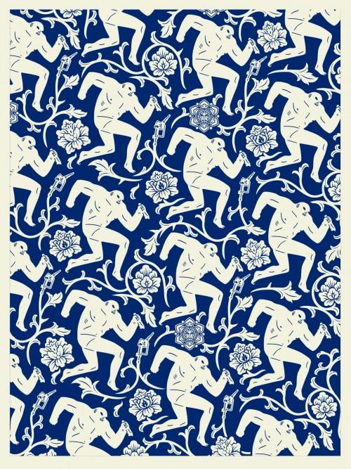 Miami Cleon-Shepard white on blue-01