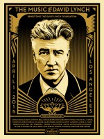 David Lynch - Self Portrait-poster FNL-01