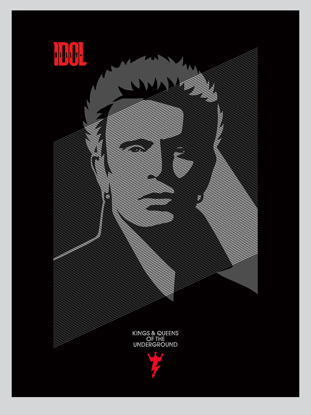 billy idol kings and queens of the underground obey giant