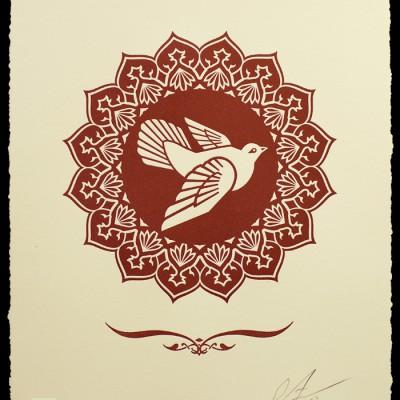 Peace-Dove-Letter-Press
