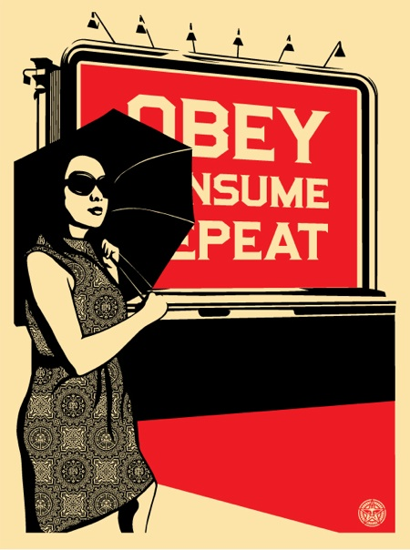 print price increase obey giant. Black Bedroom Furniture Sets. Home Design Ideas