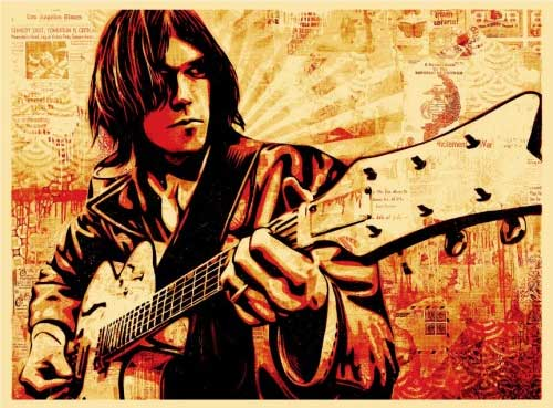 neil young essays