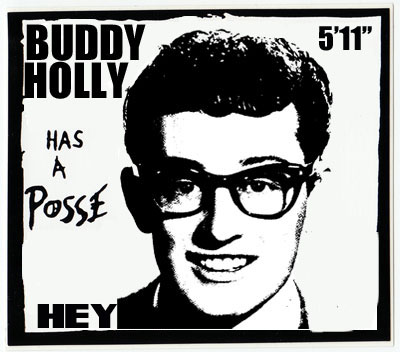 essay on buddy hollie Free essay: rock and roll never officially started without a true performer named  buddy holly holly pioneered in the new wave of rock and roll along with.