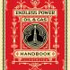 ENDLESS POWER HANDBOOK Signed/Numbered Screen Print