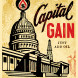 Capital Gain Screen Print
