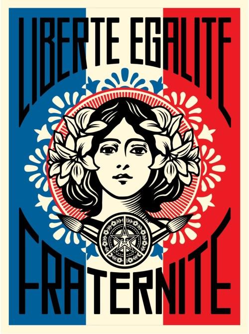 Liberte Fraternite Obey-01