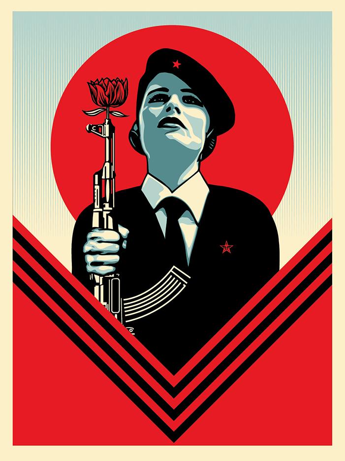 Argument, Persuasion, or Propaganda? Analyzing World War II Posters