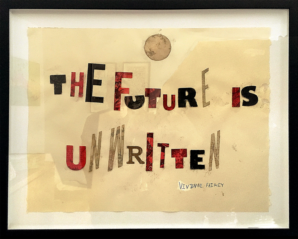 The Future Is Unwritten - Obey Giant